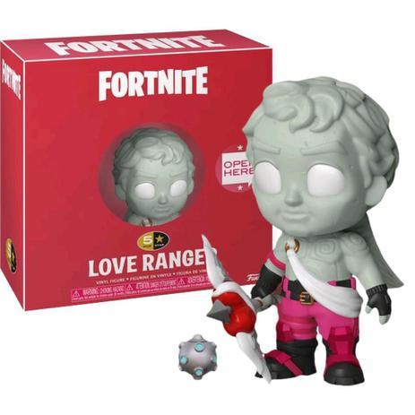 Boneco Love Ranger: Fortnite (5 Star) - Funko