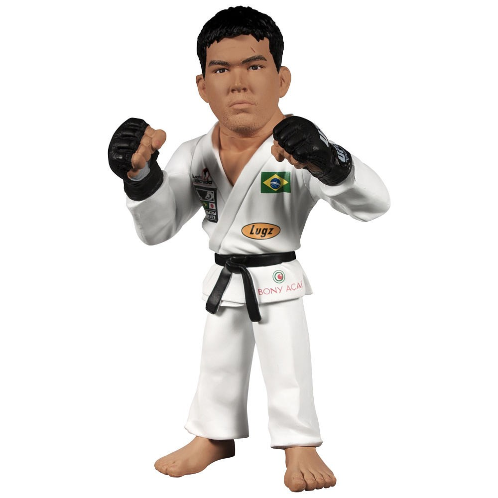 Boneco Lyoto Machida (The Dragon): UFC Ultimate Collector