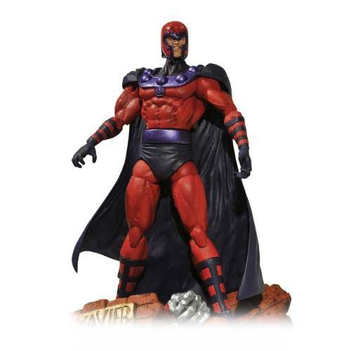 Action Figure Magneto: X-Men Marvel Select - Boneco Colecionável - DST (Apenas Venda Online)