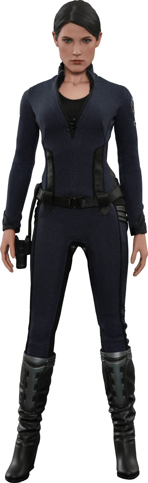 Action Figure Maria Hill: Shield  Escala 1/6 (MMS305) - Hot Toys