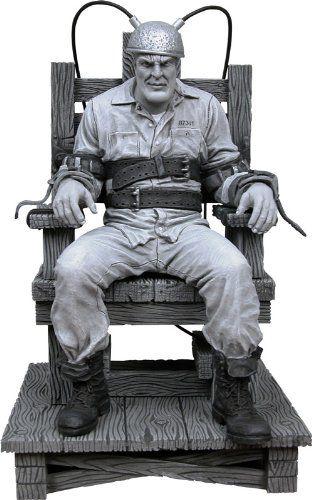 Boneco Marv (Death Row) Cadeira Elétrica: Sin City NECA - CG