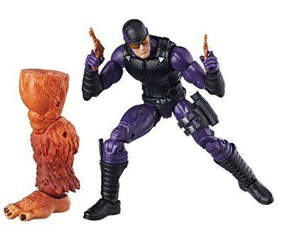 Boneco ( Marvel´s Paladin ): ( BuildAFigure ): Marvel Legends Series - Hasbro
