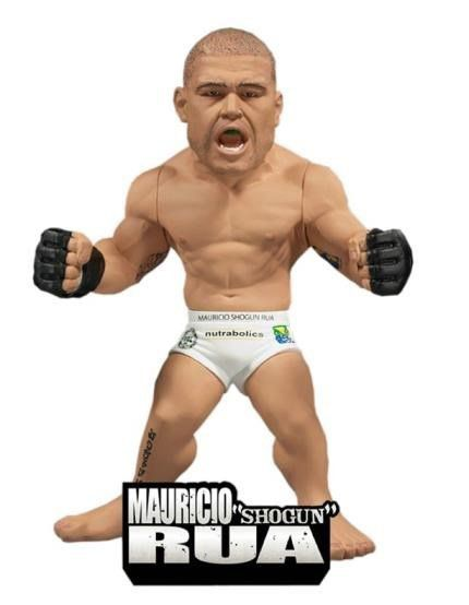 Boneco Mauricio Rua (Shogun): UFC Ultimate Collector