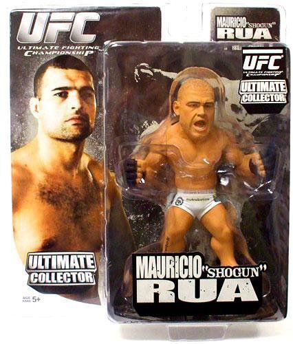 Boneco Mauricio Rua (Shogun): UFC Ultimate Collector