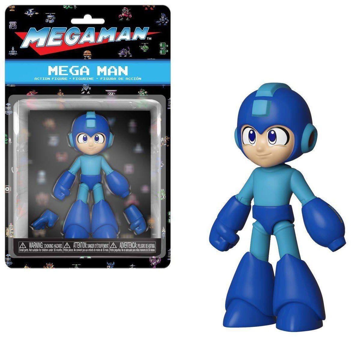 Funko Boneco Mega Man: Mega Man - Funko