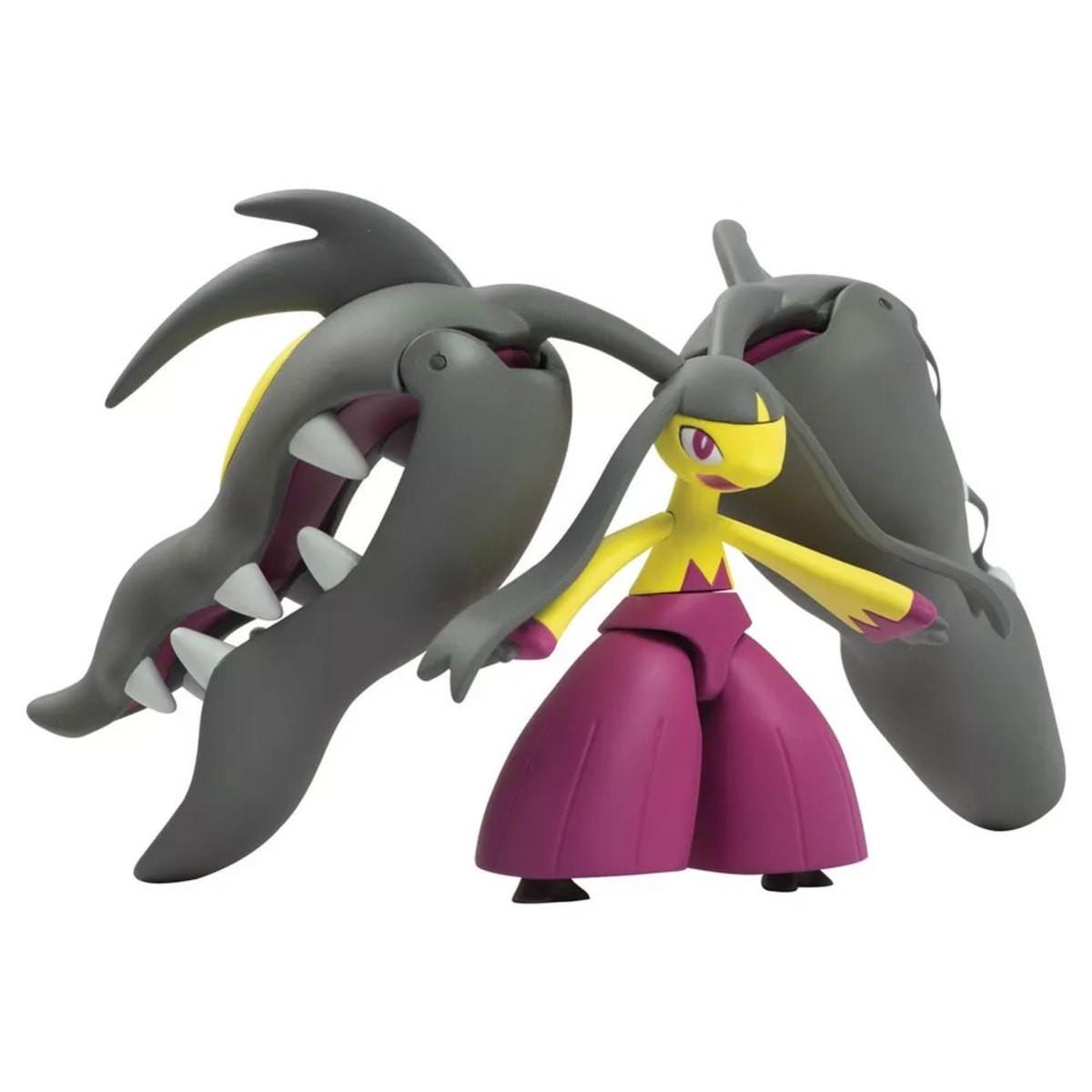 Boneco Mega Mawile: Pokémon - Sunny