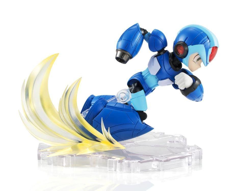 Boneco Megaman (Nxedge Style): Megaman X  - Bandai
