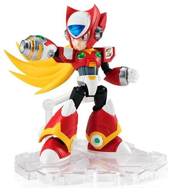 Boneco Megaman Zero (Nxedge Style): Megaman X  - Bandai - CD