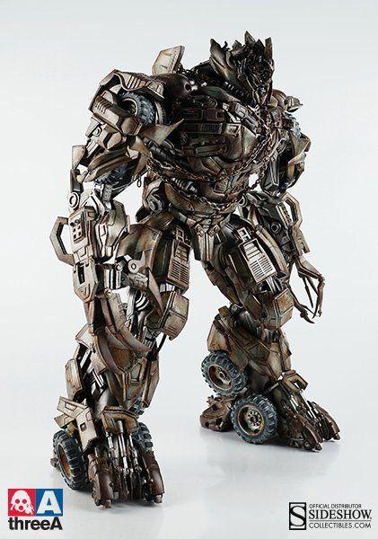 Action Figure Megatron: Transformers: A Vingança dos Derrotados Premium - ThreeA - CDL