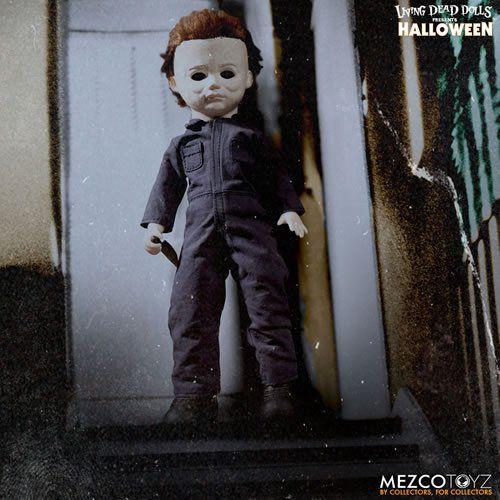 PRÉ VENDA Boneco Michael Myers: Halloween - Mezco