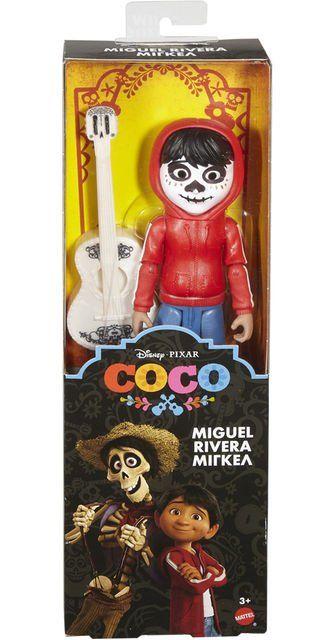 Boneco Miguel Rivera: Viva - A Vida é Uma Festa - Mattel