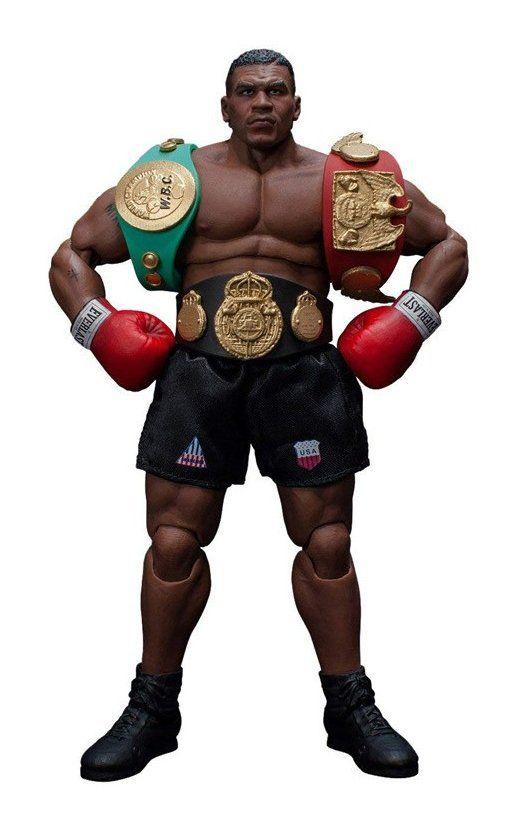 Boneco Mike Tyson (Escala 1/12) - Storm Collectibles