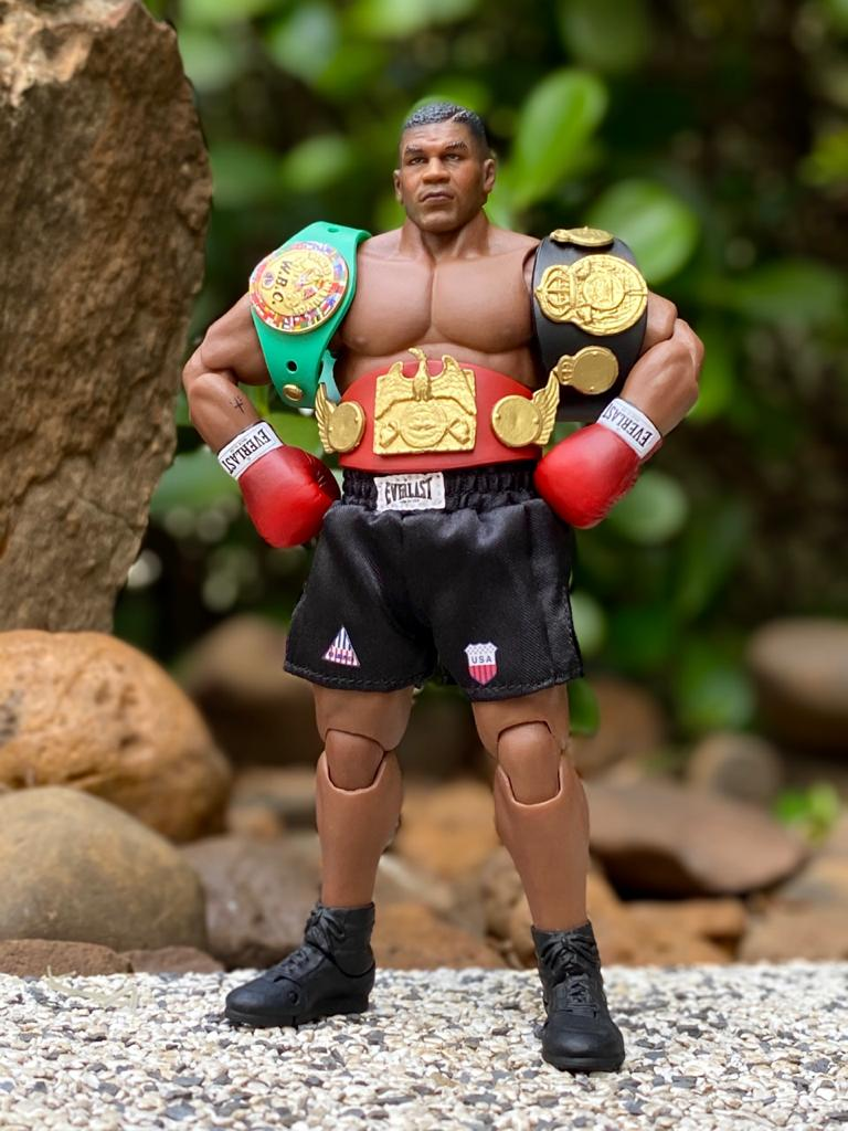 Boneco Mike Tyson (Escala 1/12) - Storm Collectibles