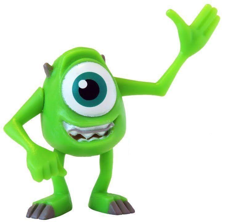 Boneco Mike : Universidade Monstro