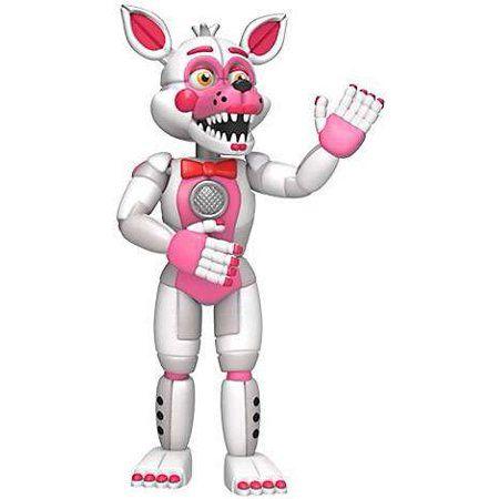 Funko Boneco Mini Funtime Foxy: Five Nights at Freddy's Sister Location - Funko (Apenas Venda Online)