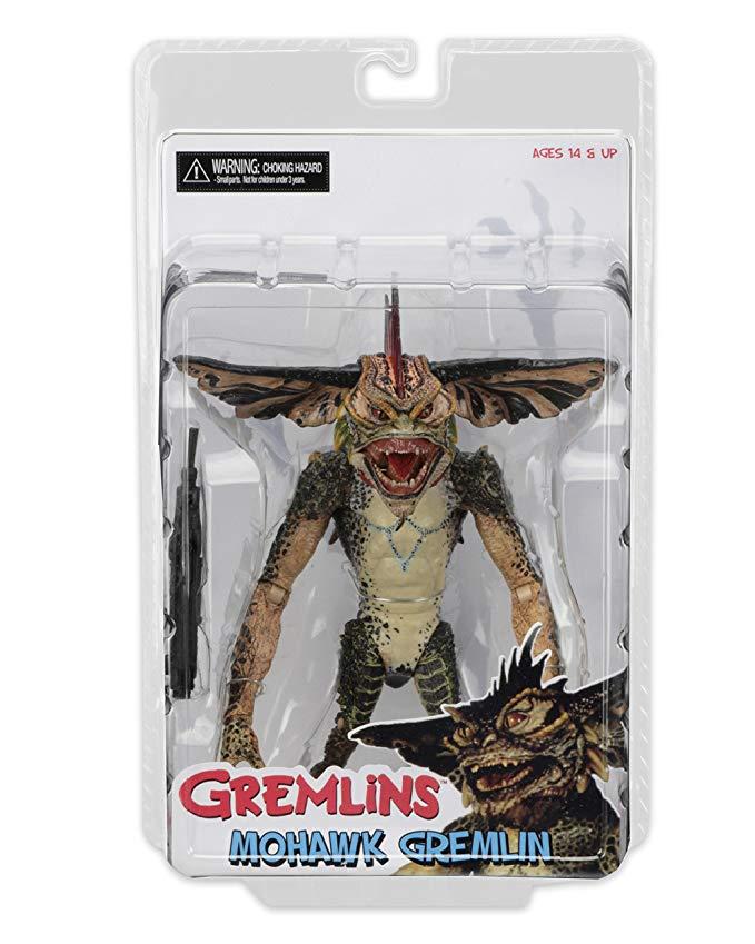 Boneco Mohawk: Gremlins 2: A Nova Geração (Escala 1/10) - Neca