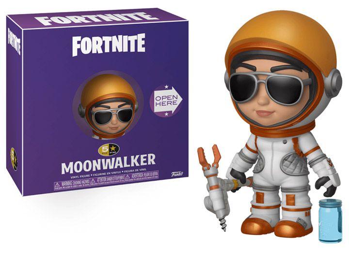 Funko Boneco Moonwalker: Fortnite (5 Star) - Funko (Apenas Venda Online)