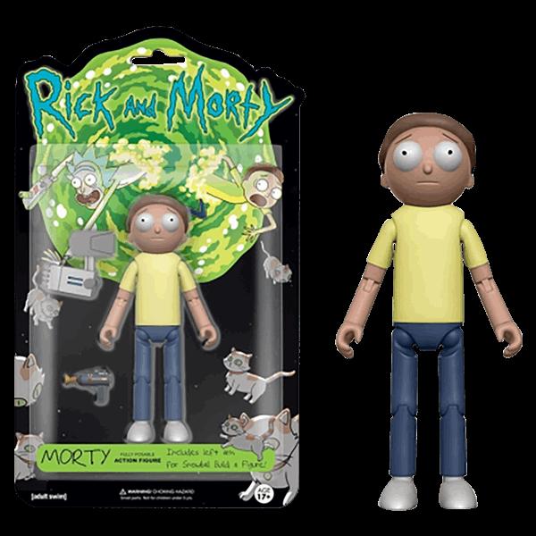 Funko Boneco Morty: Rick and Morty - Funko