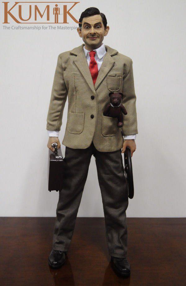 Boneco Mr. Bean 1/6 - KUMIK