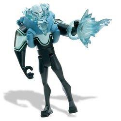 Boneco Mr Freeze: The Batman Extreme Power - Mattel