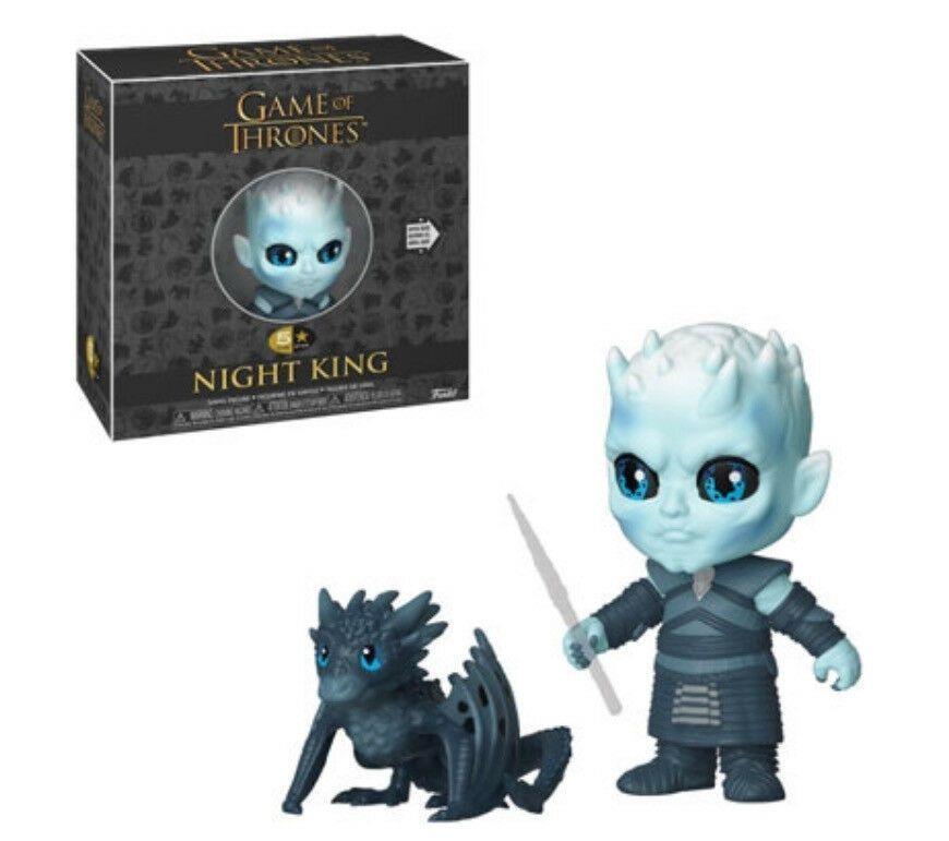 Funko Boneco Night King: Game of Thrones (5 Star) - Funko
