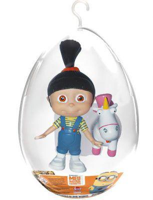 Boneco No Ovo Agnes: Meu Malvado Favorito 3 (Páscoa) - Líder
