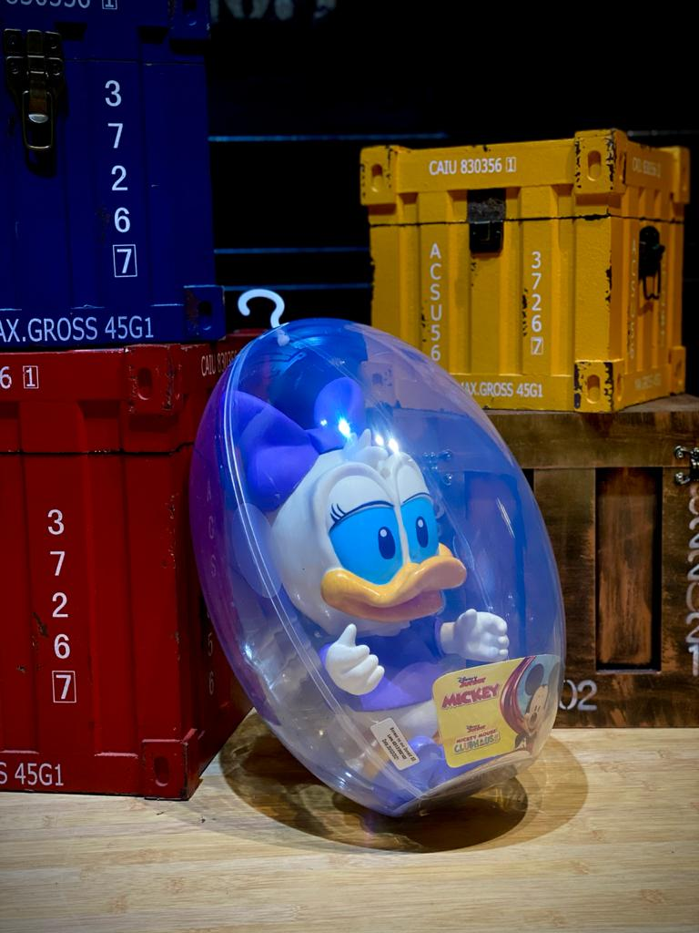 Boneco No Ovo Margarida: Mickey Mouse Club House - Disney