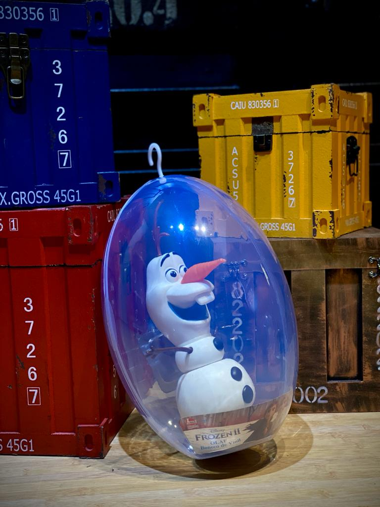 Boneco No Ovo Olaf: Frozen II - Disney