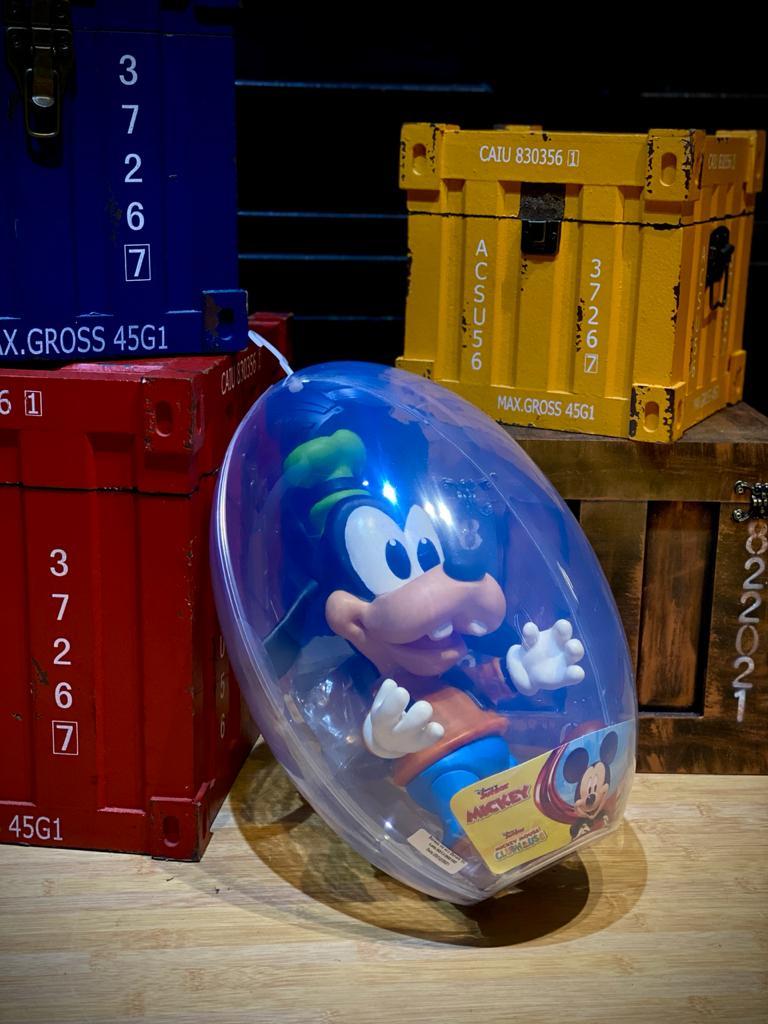 Boneco No Ovo Pateta: Mickey Mouse Club House - Disney