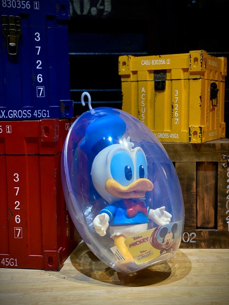 Boneco No Ovo Pato Donald: Mickey Mouse Club House - Disney