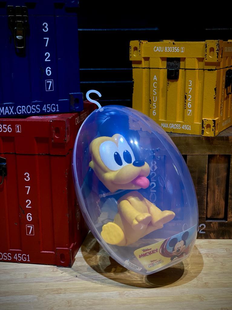 Boneco No Ovo Pluto: Mickey Mouse Club House - Disney