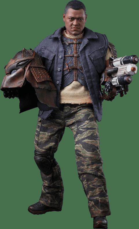 Boneco Noland: Predadores (Predators) Escala 1/6 (MMS163) - Hot Toys - CG