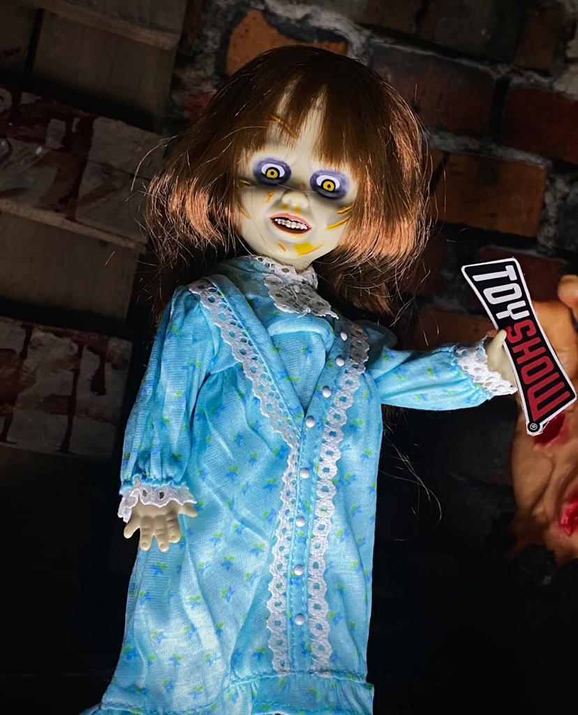 Boneco O Exorcista (The Exorcist): Living Dead Dolls Presents - Mezco
