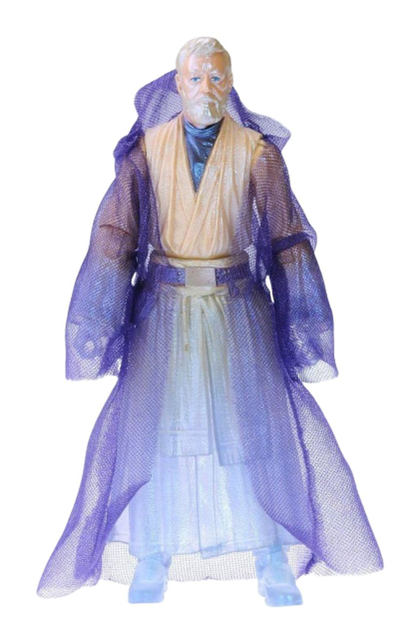 Boneco Obi-Wan Kenobi (Force Spirit): Star Wars (The Black Series) - Hasbro