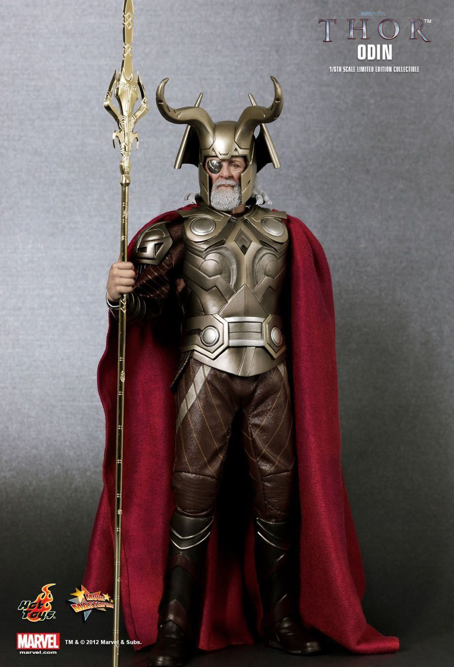 Action Figure Odin: Thor (Marvel) MMS148 (Escala 1/6) - Hot Toys
