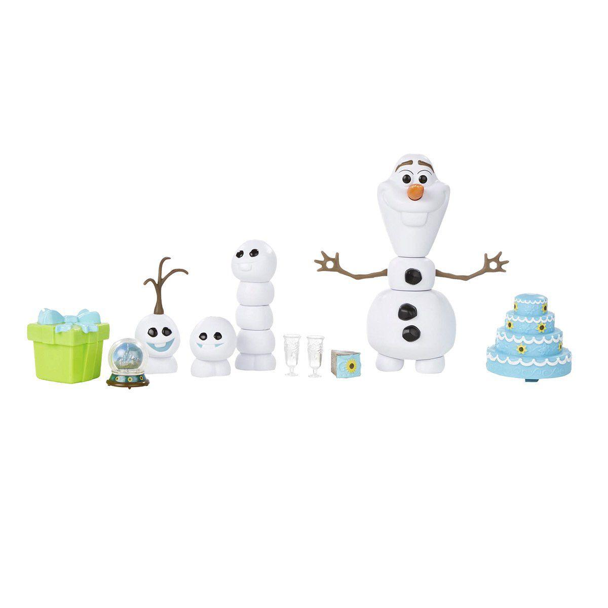 Boneco Olaf (Fever): Frozen (Disney) - Hasbro