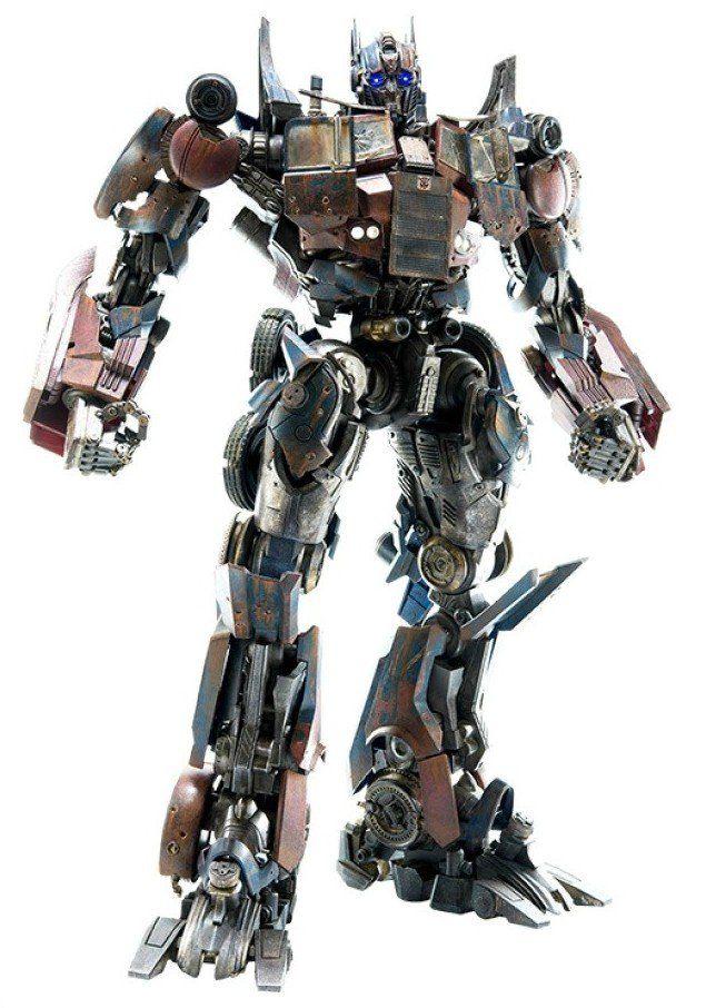 Action Figure Optimus Prime (Evasion Edition): Transformers Escala 1/6 - Threea