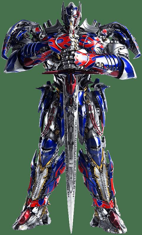 Action Figure Optimus Prime: Transformers O Último Cavaleiro (The Last Knight) Escala 1/6 - Boneco Colecionável - ThreeA (Apenas Venda Online)