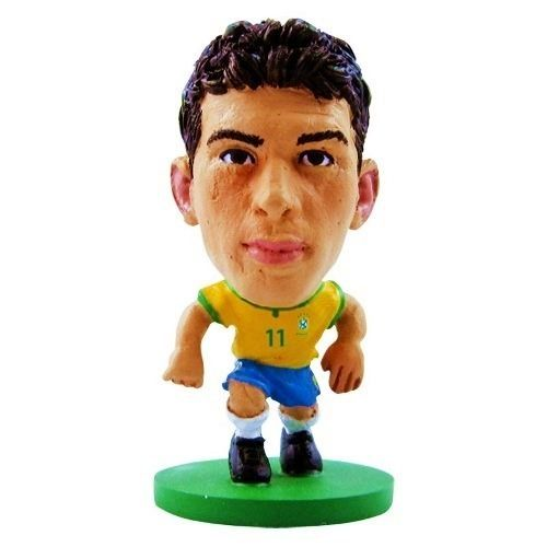 Boneco Oscar: Mini Craques Brasil (Copa do Mundo) - DTC