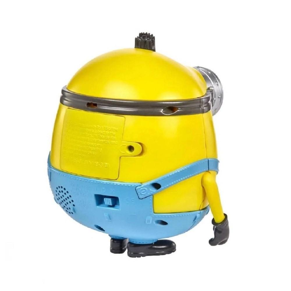 Boneco Otto: Minions (Meu Amigo Falante) - Mattel