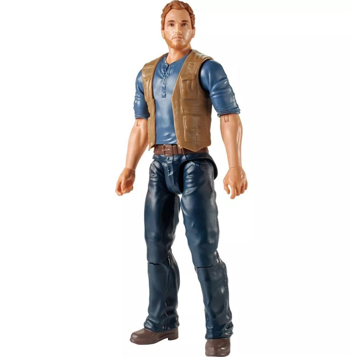 Boneco Owen: Jurassic World - Mattel