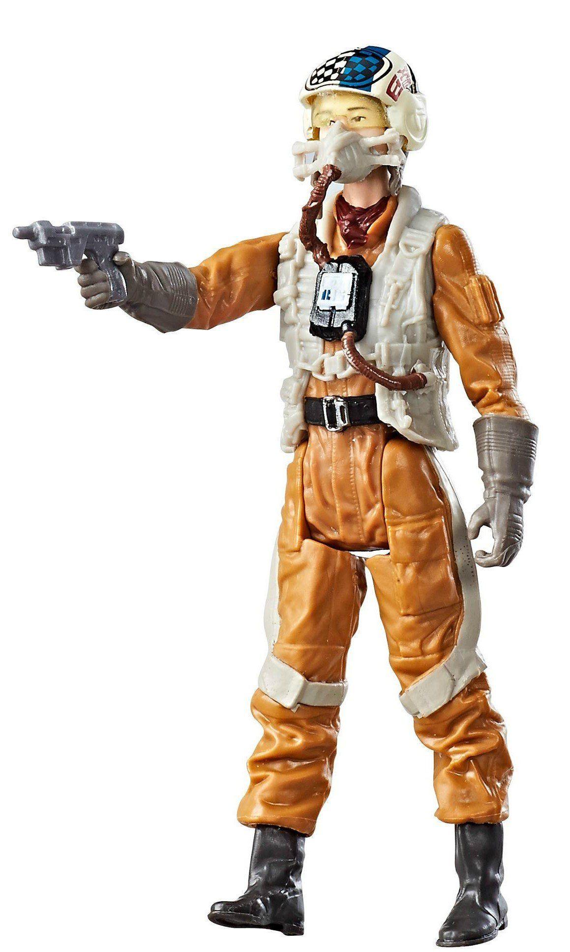 Boneco Paige (Force Link): Star Wars The Last Jedi (Os Últimos Jedi) - Hasbro