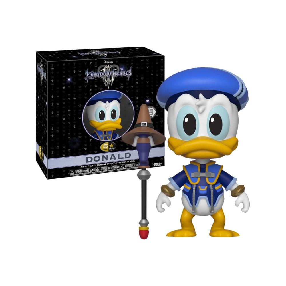 Funko Boneco Pato Donald: Kingdom Hearts III (5 Star) - Funko