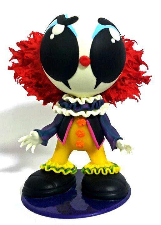 Boneco ToyPop Pennywise (A Coisa): IT 1990 (It: Uma Obra-prima do Medo)