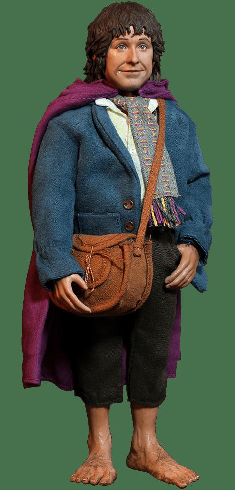 Boneco Peregrin Took (Pippin): O Senhor dos Anéis (The Lord of the Rings) 1/6 - Asmus Toys
