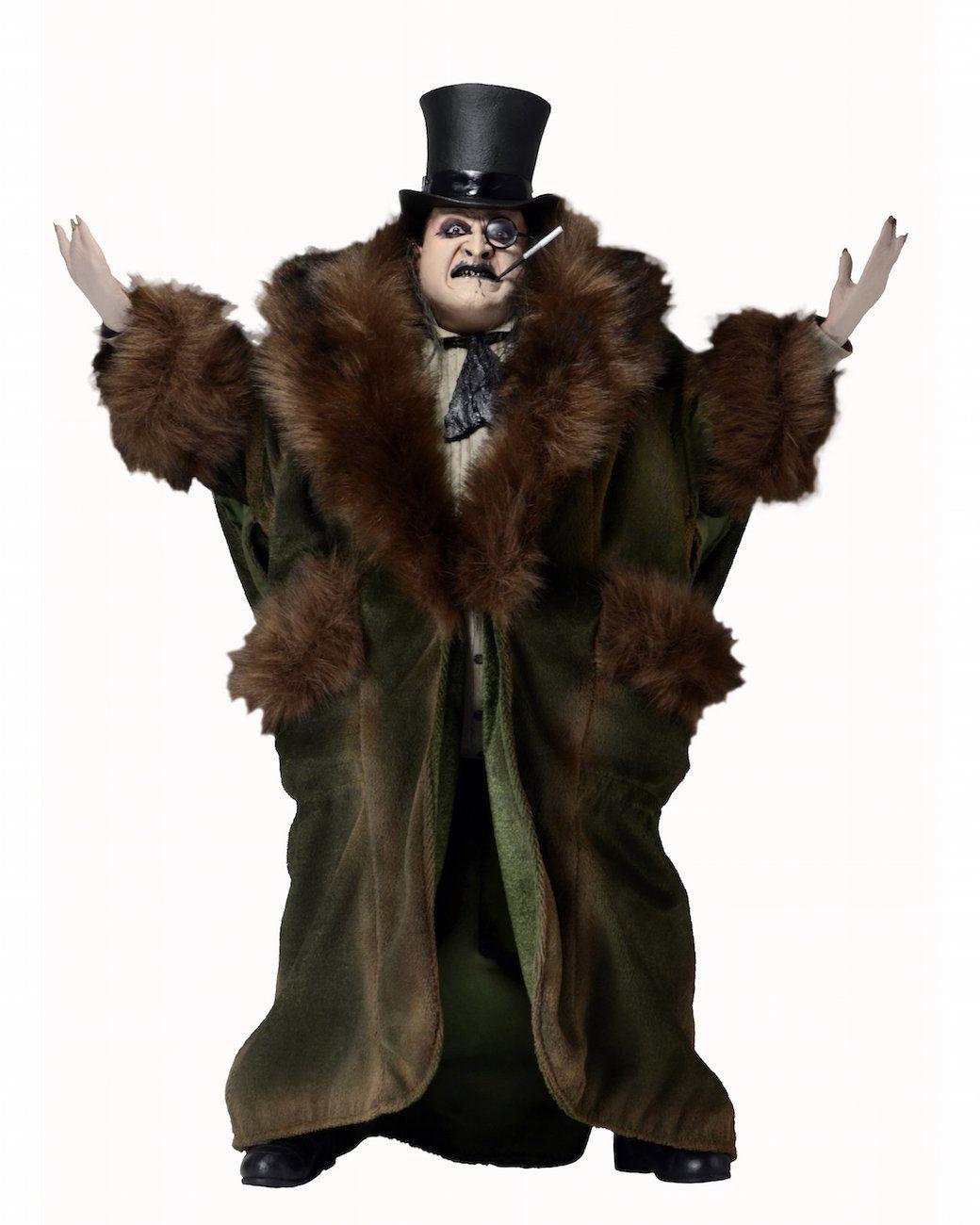 Boneco Pinguim (Penguin) (Danny DeVito): Batman O Retorno Escala 1/4 - NECA (Apenas Venda Online)