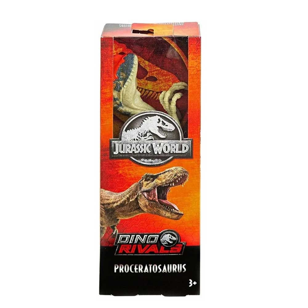 Boneco Proceratosaurus: Jurassic World - Mattel