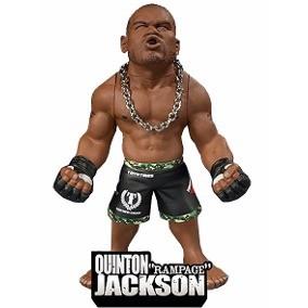 Boneco Quinton Jackson (Rampage): UFC Ultimate Collector