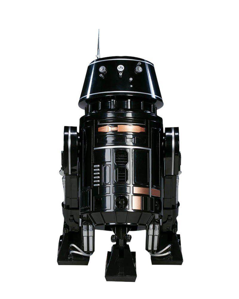 Boneco R5-J2 Imperial Astromech Droid: Star Wars Episódio 6: (O Retorno de Jedi) Escala 1/6 - Sideshow - CD