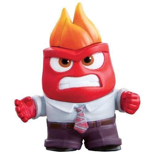Boneco Raiva (Anger): Divertidamente (Inside Out) - Sunny